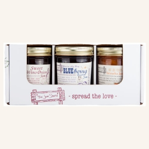 4 Pack of Assorted Jams