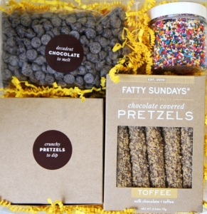 Holiday Pretzel Kit