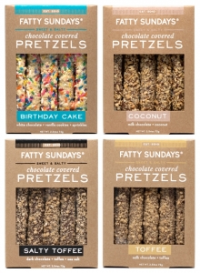 Gourmet Party Pretzels