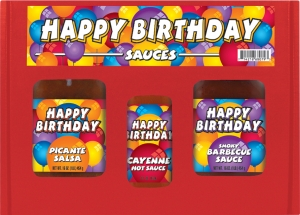 Happy Birthday Sauce