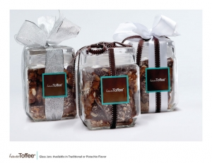 Haute Toffee 1 lb. Jar