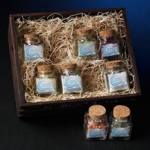 Sea Salt Blend - 8 Jars