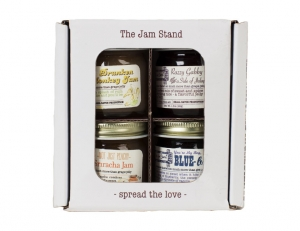 Mini 4 Pack Jam Sampler